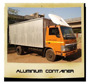 Aluminium-Container