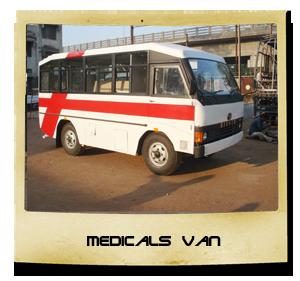Medicals-Van