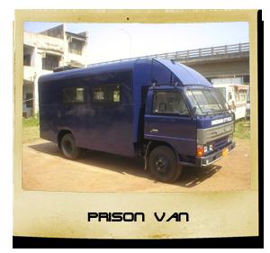 Prison-Van