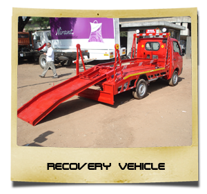 Recovery-Vehicle