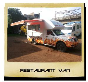 Restaurant-Van