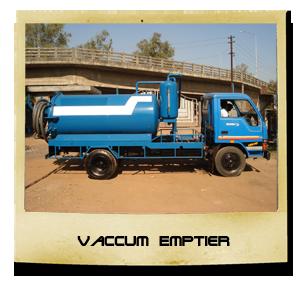 Vaccum-Emptier